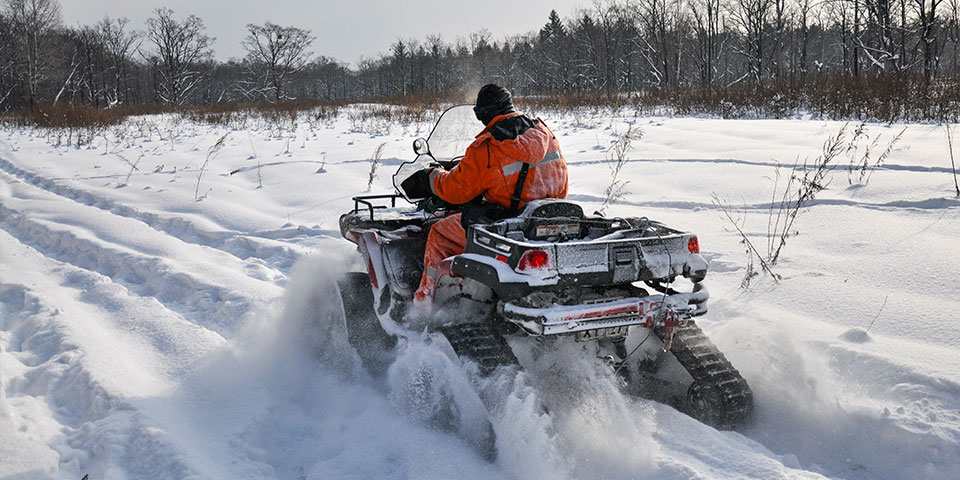 insured recreational vehicle quad