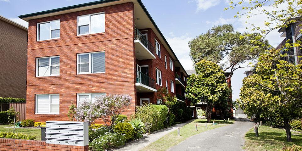 insured rental apartment