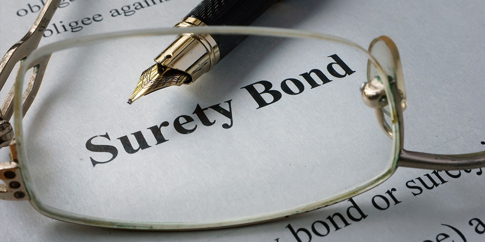 surety contract insurance policy